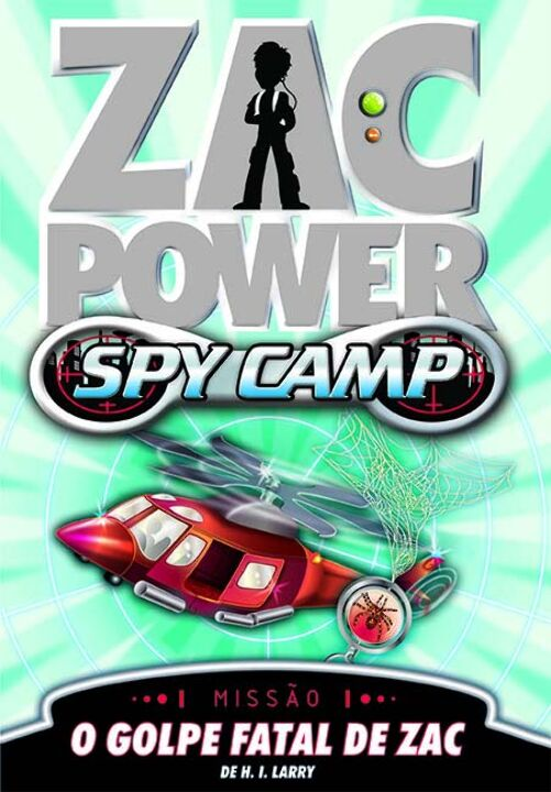 Zac Power Spy Camp - o Golpe Fatal de Zac thumbnail