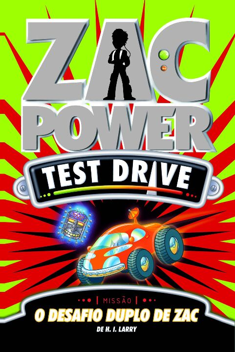 Zac Power Test Drive 13 - o Desafio Duplo de Zac thumbnail