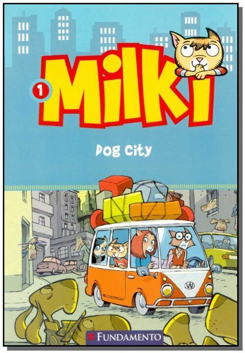 Milki 01 - Dog City thumbnail