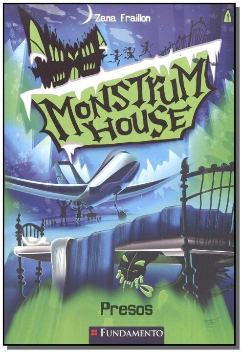 Monstrum House 01 - Presos thumbnail