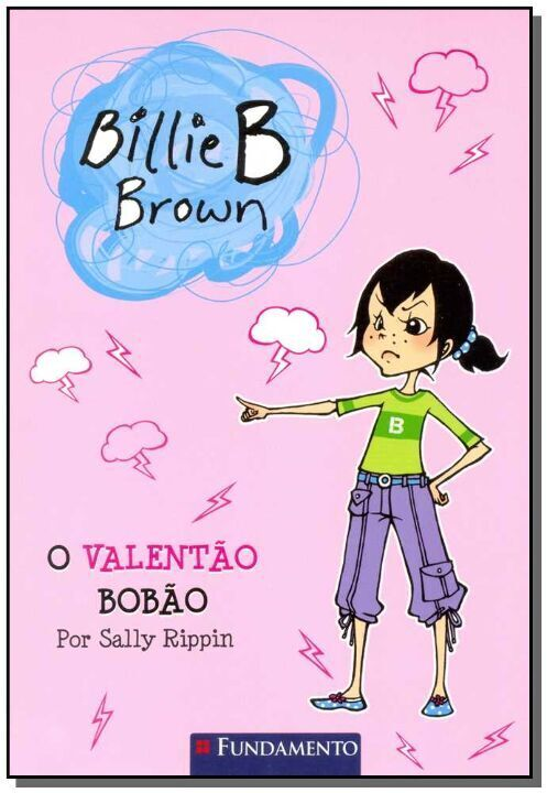 Billie B. Brown - o Valentão Bobão thumbnail