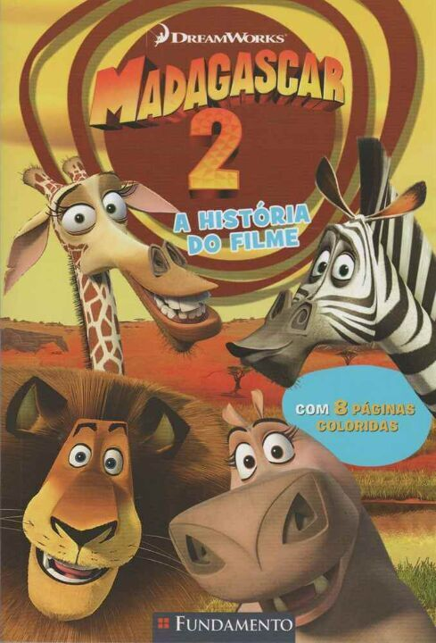 Madagascar 2 - a Historia do Filme thumbnail