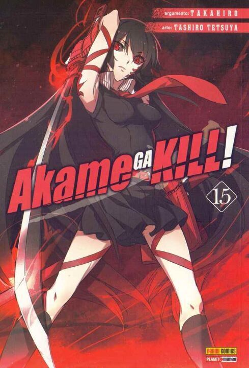 Akame Ga Kill - Vol. 15 thumbnail