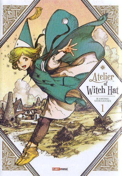 Atelier Of Witch Hat - Vol. 01 thumbnail