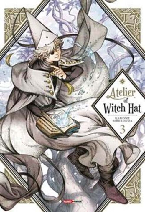Atelier Of Witch Hat - Vol. 3 thumbnail