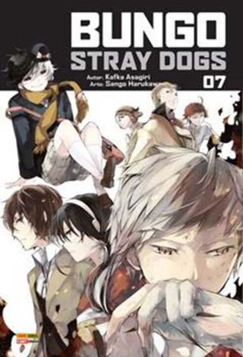 Bungo Stray Dogs - Vol. 07 thumbnail