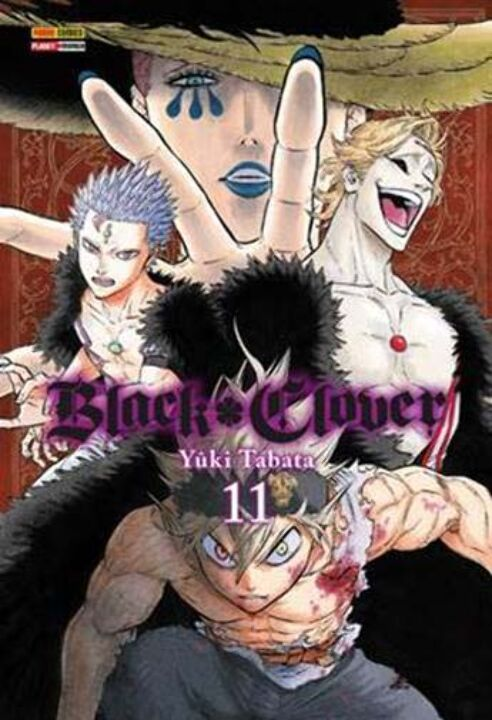 Black Clover - Vol. 11 thumbnail