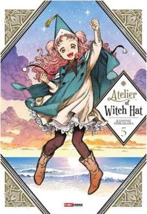 Atelier Of Witch Hat - Vol. 05 thumbnail