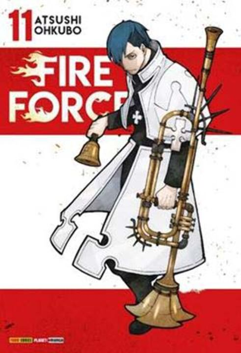 Fire Force - Vol. 11 thumbnail