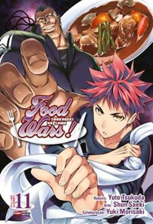 Food Wars - Vol. 11 thumbnail