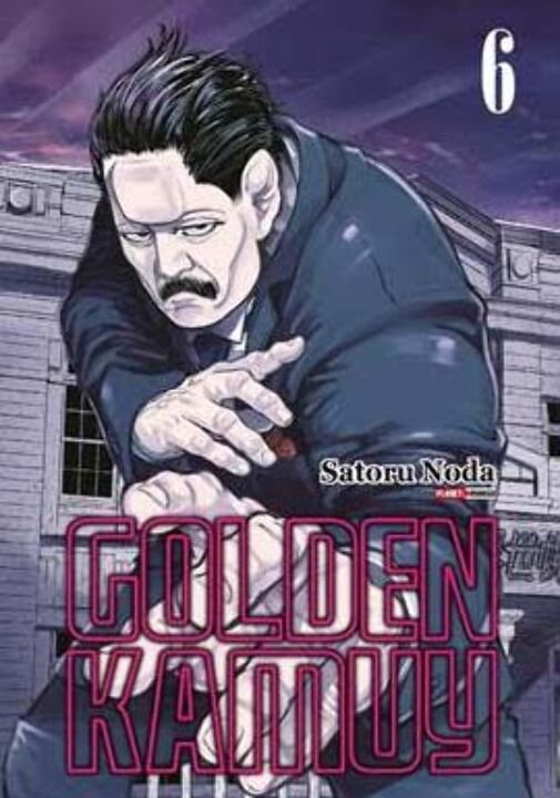 Golden Kamuy - Vol. 06 thumbnail