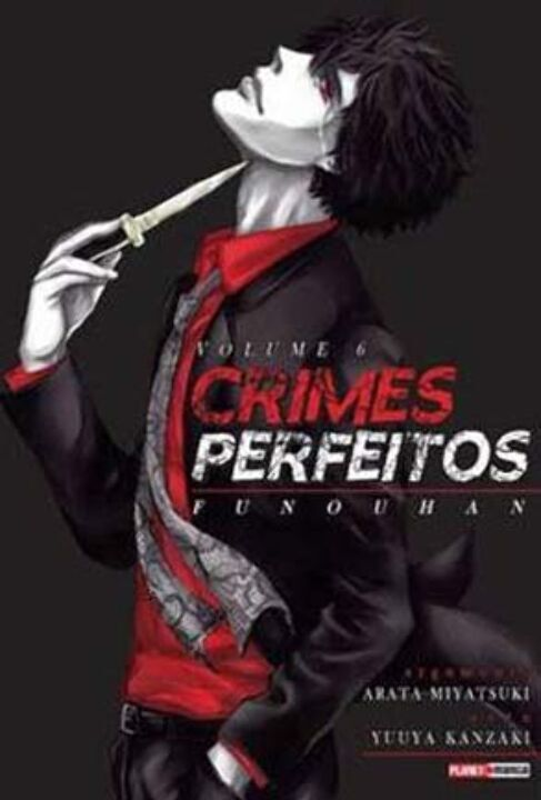 Crimes Perfeitos - Funouhan - Vol. 06 thumbnail