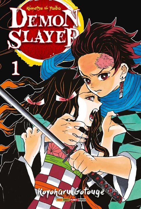 Demon Slayer - Kimetsu no Yaiba - Vol. 01 thumbnail