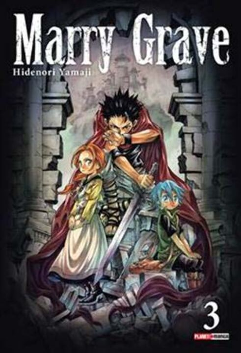 Marry Grave - Vol. 3 thumbnail