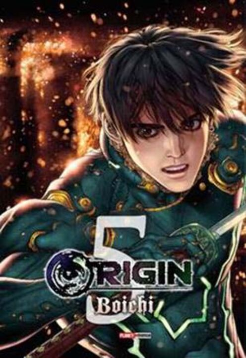 Origin - Vol. 05 thumbnail