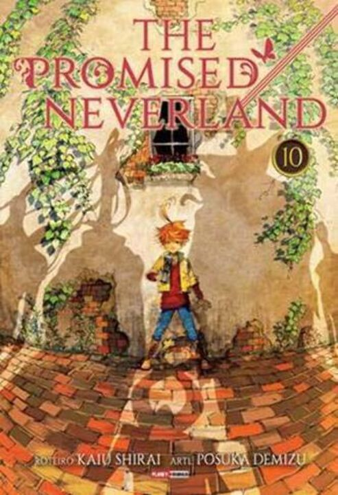 The Promised Neverland - Vol. 10 thumbnail