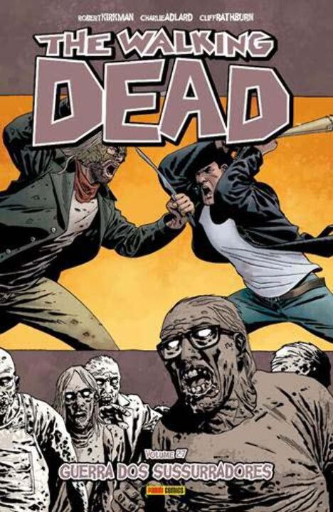 The Walking Dead - Vol. 27 thumbnail