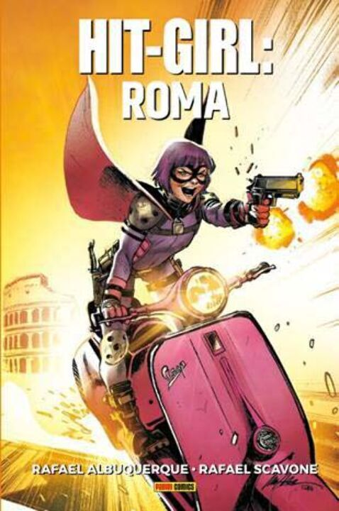Hit Girl: Roma thumbnail
