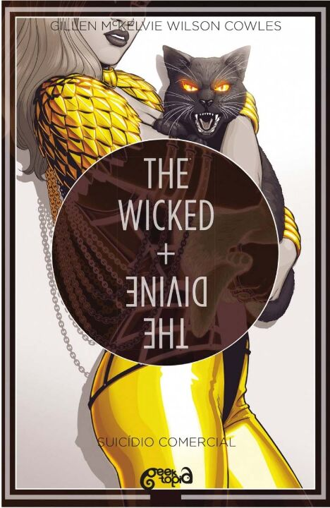 The Wicked + The Divine - Suicídio Comercial thumbnail