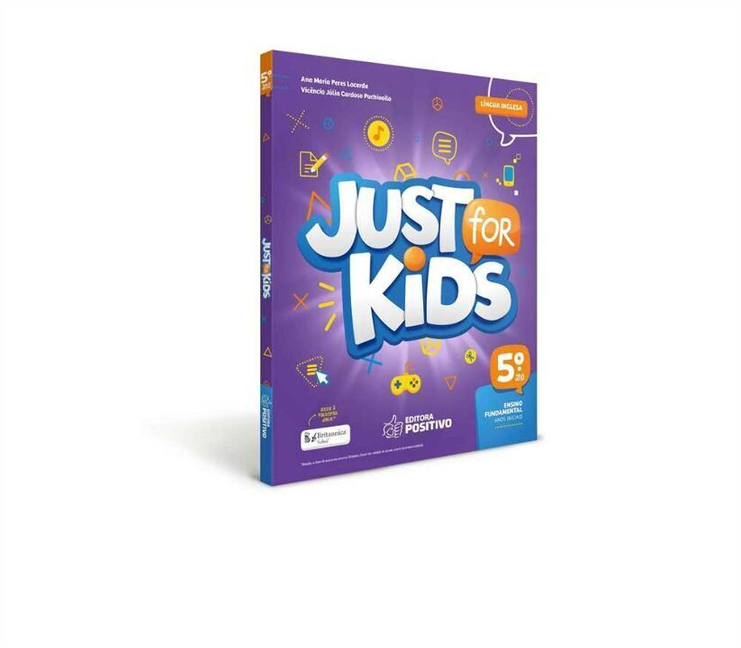 Just For Kids: 5º Ano - 06Ed/18 thumbnail