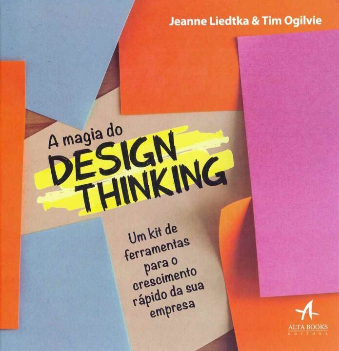 a Magia do Design Thinking thumbnail