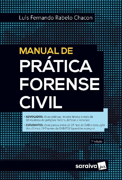 Manual de Prática Forense Civil - 7ª Ed. 2020 thumbnail