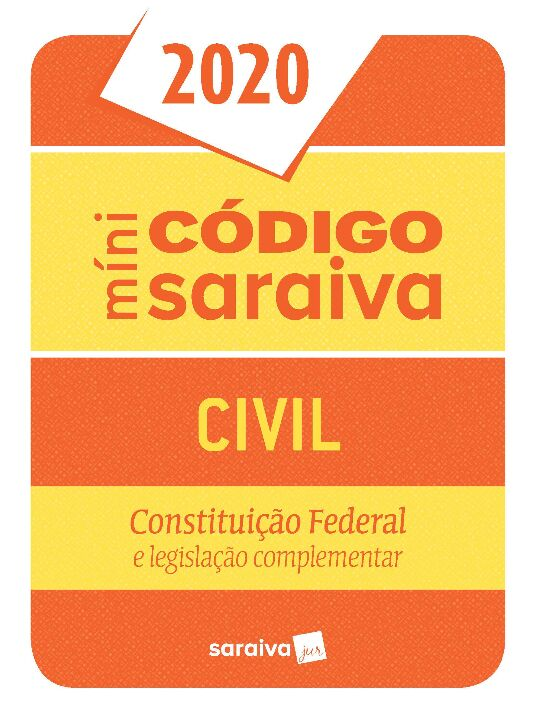 Código Civil Mini - 26ª Ed. 2020 thumbnail