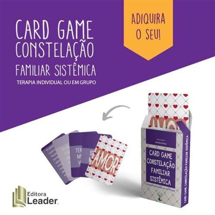 Card Game Constelação Familiar Sistêmica thumbnail