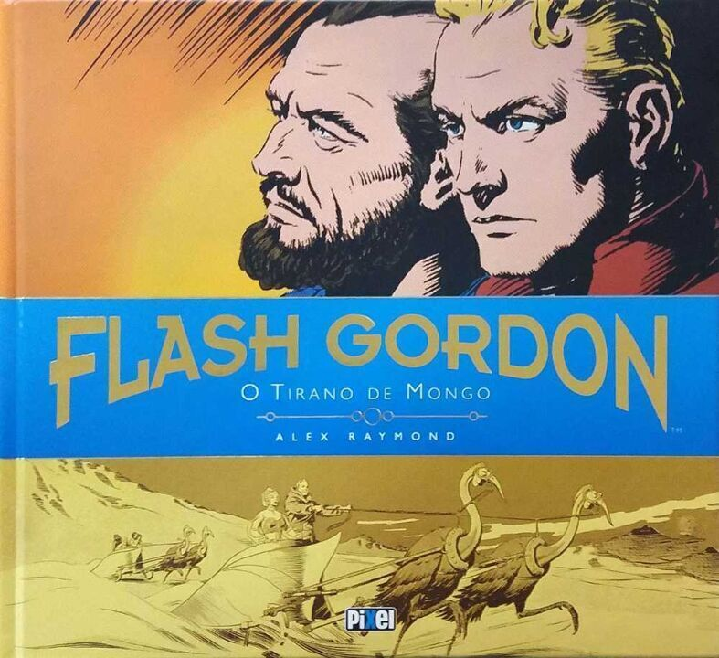 Flash Gordon - o Tirano de Mongo thumbnail