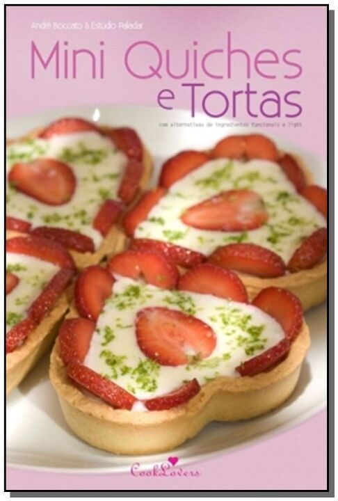 Kit - Mini Quiches e Tortas thumbnail