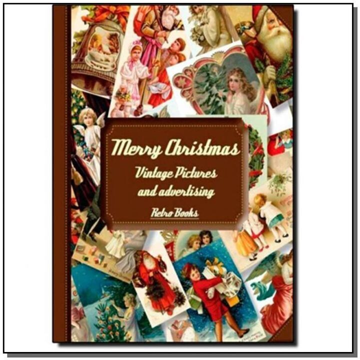 Merry Christmas - Vintage Pictures And Advertising thumbnail