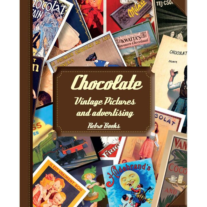 Chocolate - Vintage Pictures And Advertising thumbnail