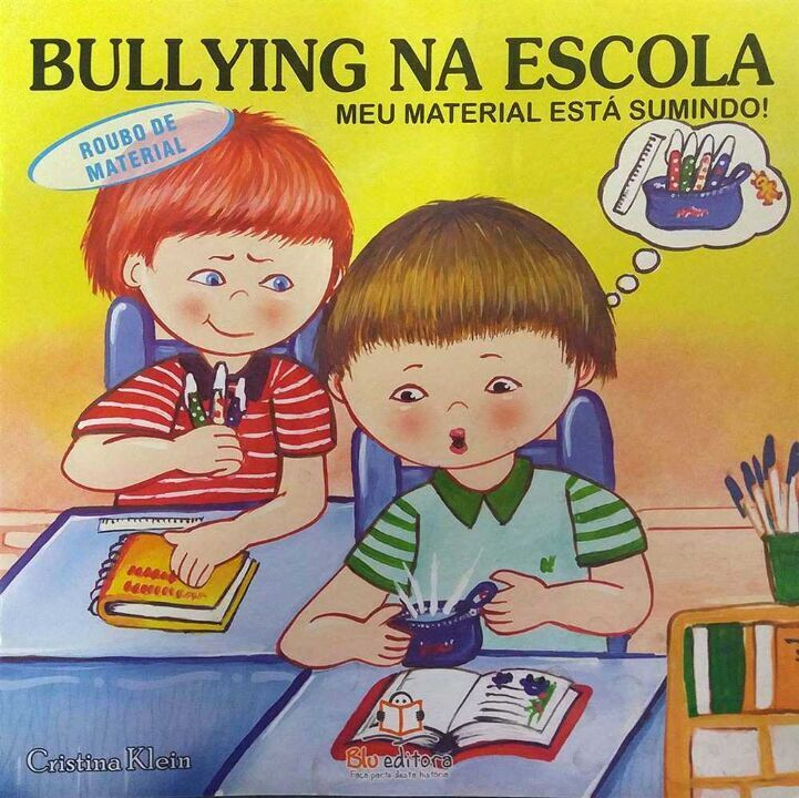 Bullying na Escola - Roubo de Material thumbnail