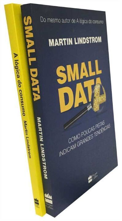 Box - Small Data e a Logica do Consumo - 2 Volumes thumbnail