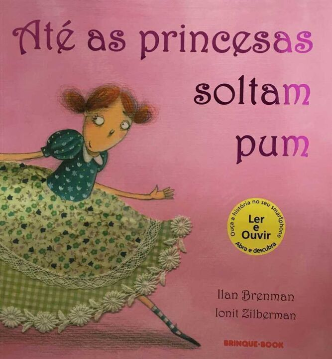 Até as Princesas Soltam Pum thumbnail