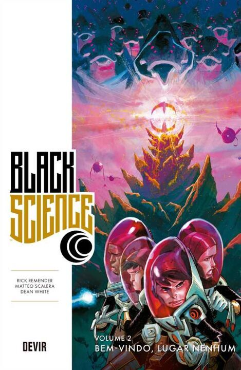 Black Science -  Vol. 2 thumbnail
