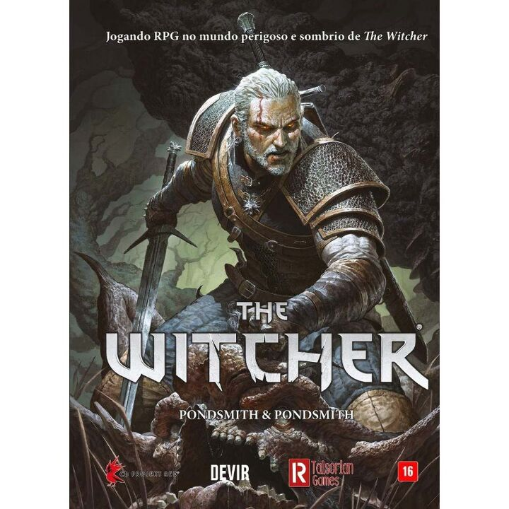 The Witcher Rpg thumbnail