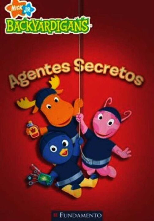 Backyardigans - Agentes Secretos thumbnail