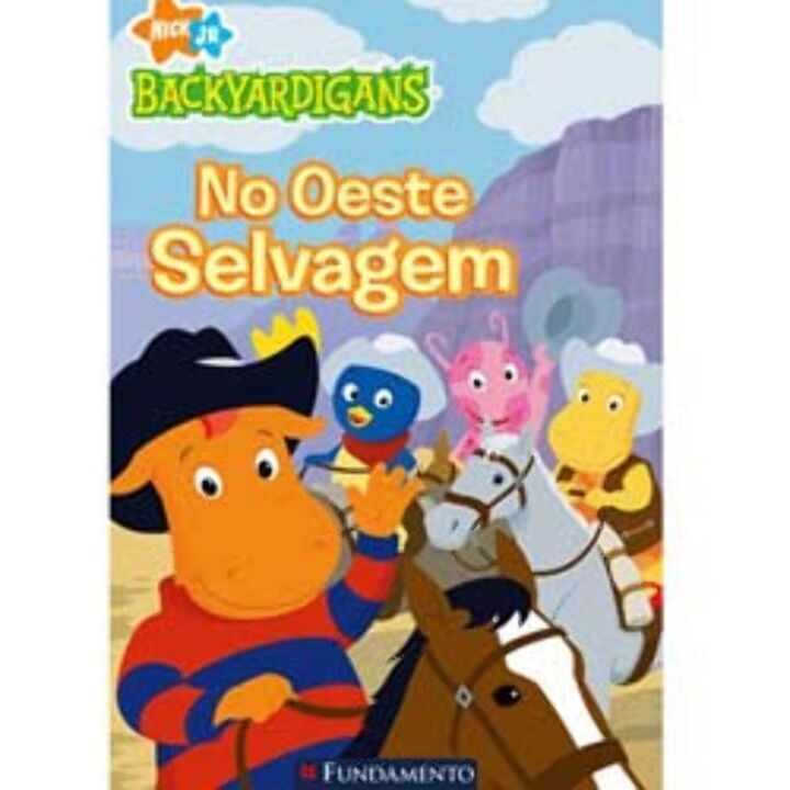 Backyardigans - no Oeste Selvagem thumbnail