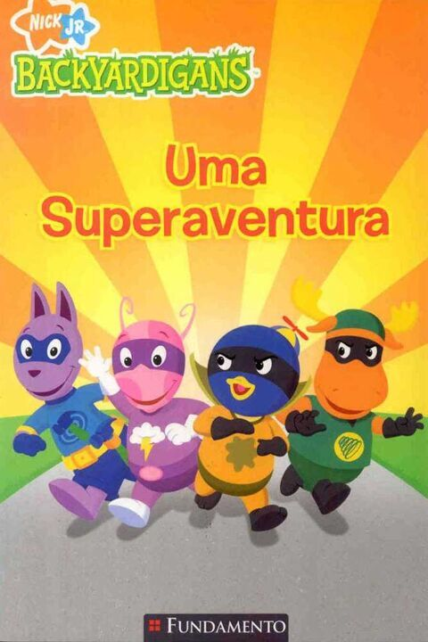 Backyardigans - Uma Superaventura thumbnail