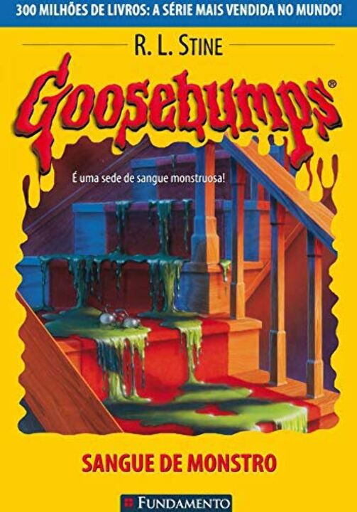 Goosebumps 16 - Sangue de Monstro thumbnail