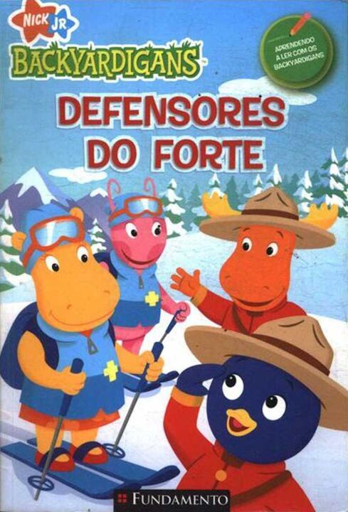 Backyardigans - Defensores do Forte thumbnail