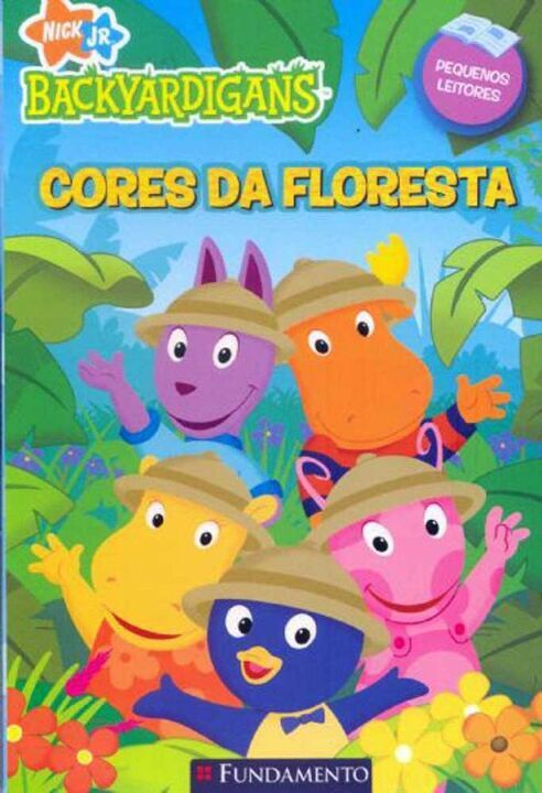 Backyardigans - Cores da Floresta thumbnail