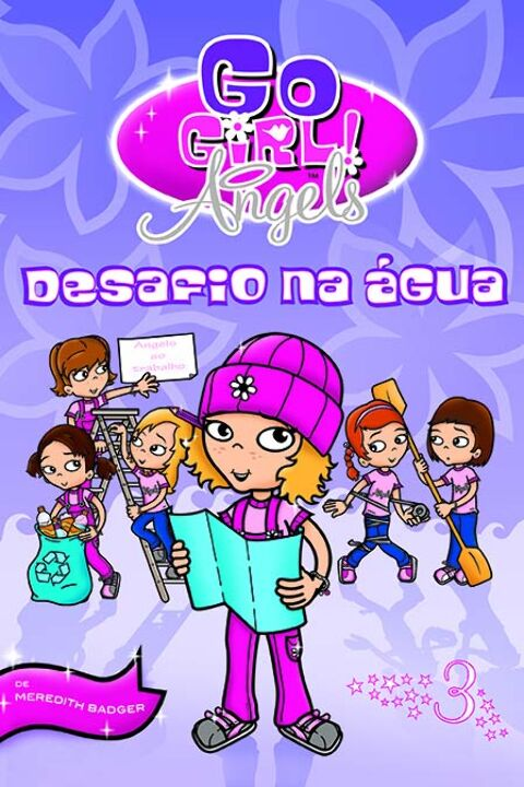 Go Girl Angels 03 - Desafio na Agua thumbnail