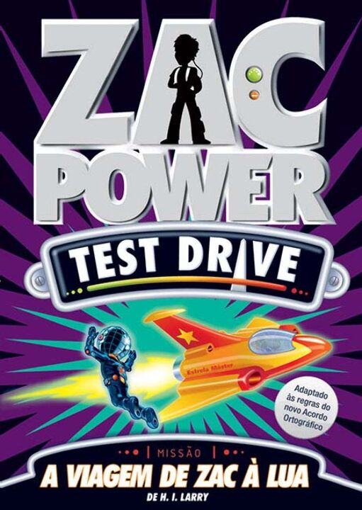 Zac Power Test Drive 01 - a Viagem de Zac a Lua thumbnail