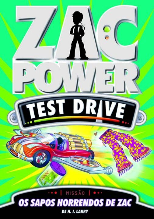 Zac Power Test Drive 05 - os Sapos Horrendos de Za thumbnail