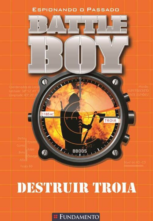 Battle Boy - Destruir Troia thumbnail