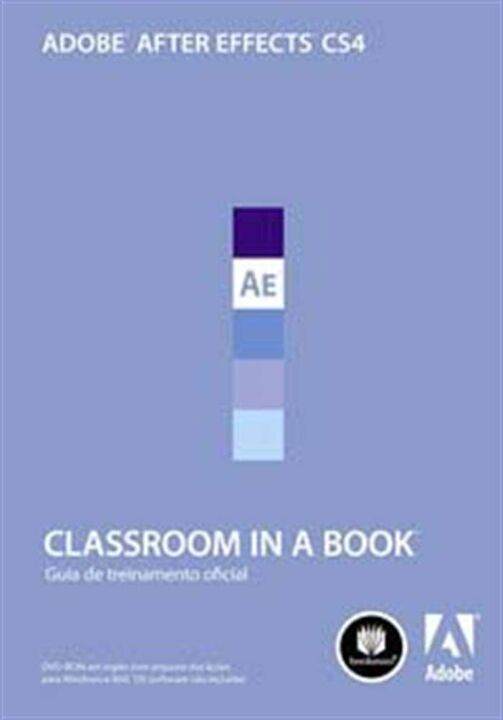Adobe After Effects Cs4 Classroom In a Book thumbnail