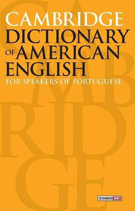 Cambridge Dictionary Of American English - For Speakers Of Portuguese thumbnail