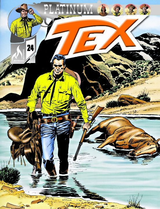 Tex Platinum - Vol. 24 thumbnail